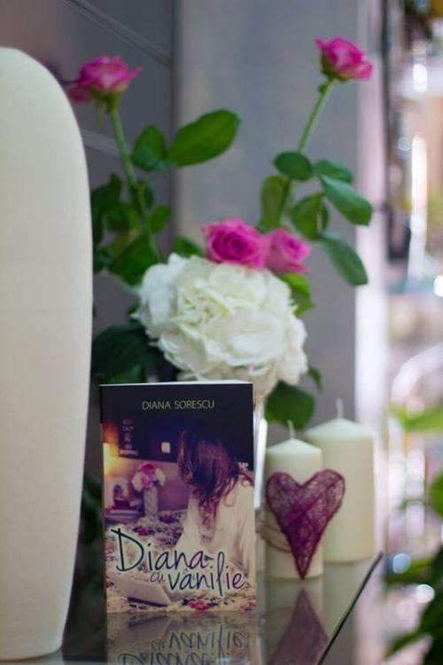 Diana cu vanilie Cartea