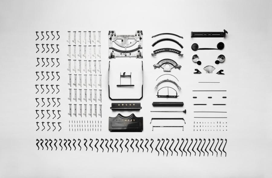 type-set